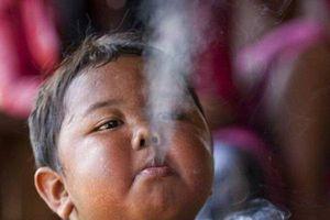 Cuộc đời thay đổi ngỡ ngàng của cậu bé từng hút 40 điếu thuốc mỗi ngày