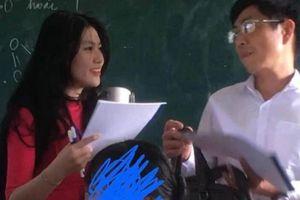 Cô giáo thực tập bất ngờ nổi 'rần rần' khiến giới học trò hồ hởi: Động lực đến trường là đây!