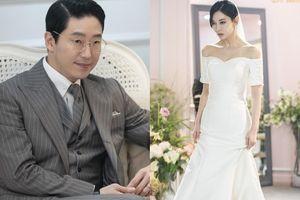 'Penthouse 2': Không khí căng thẳng khi Uhm Ki Joon và Kim So Yeon đi thử váy cưới