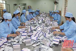 Ứng dụng khoa học và công nghệ đẩy mạnh phát triển sản xuất tại Công ty CP Dược - Vật tư y tế Thanh Hóa
