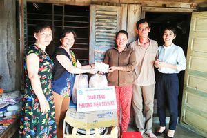 Hội Phụ nữ phường Cam Lộc: Xây dựng tổ chức hội vững mạnh