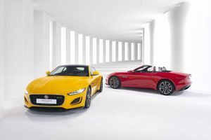 Jaguar F-Type 2021 cập bến thị trường Việt Nam, giá từ 5,65 tỷ đồng