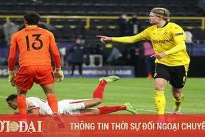 Kết quả Dortmund vs Sevilla: Show diễn của Erling Haaland