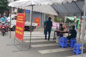 Hải Dương gỡ bỏ phong tỏa khu đô thị Việt Mỹ