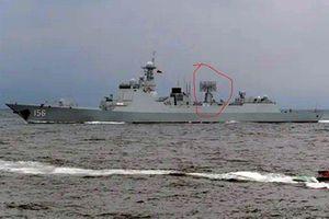 Trung Quốc lộ diện tàu khu trục với radar có thể 'bắt sống' máy bay tàng hình