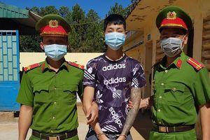 Bị truy nã ở Bắc Ninh, trốn lên Tây Nguyên bán ma túy