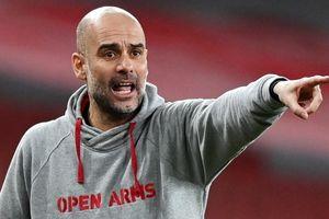Man City trút giận lên Southampton