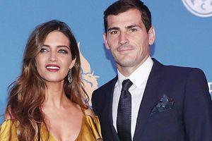 Vợ chồng Casillas ly thân?