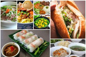 Top 100 món ăn đặc sản và top 100 đặc sản quà tặng Việt Nam 2020- 2021