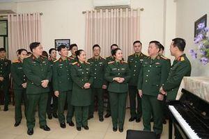 Tự hào tiếp bước truyền thống, đồng hành cùng bộ đội và nhân dân