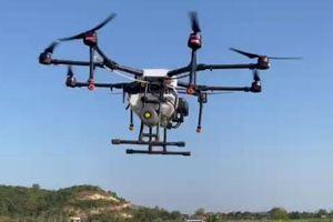 Đồng Nai: Đưa máy bay không người lái vào sản xuất nông nghiệp