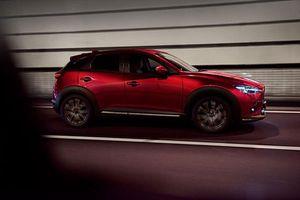 Mazda CX-3 2021 từ 731 triệu đồng tại Malaysia, sắp về Việt Nam