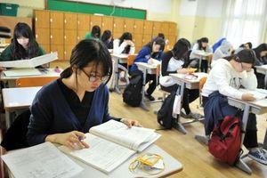 Tiếng Hàn, tiếng Đức là Ngoại ngữ 1: Rộng cơ hội chọn học ngoại ngữ