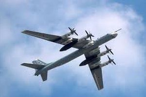 Tu-95MS thực hiện chuyến hành trình trên Biển Nhật Bản và Thái Bình Dương