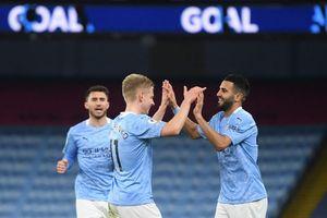 Vùi dập Southampton, Man City thiết lập nhiều cột mốc