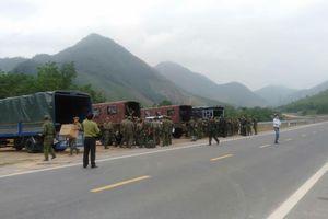 Huy động quân đội 'truy lùng' các hầm khai thác vàng trái phép ở Đà Nẵng