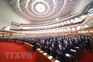 Trung Quốc bế mạc Kỳ họp thứ 4 Quốc hội Khóa XIII