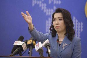Phản ứng của Việt Nam trước tình trạng bạo lực, thương vong tại Myanmar