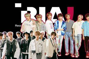 Không hẹn mà gặp, BTS và NCT 127 'dắt tay nhau' đạt chứng nhận Gold Nhật Bản