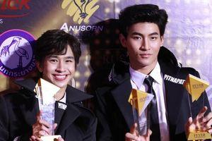 'Fever Awards 2020': Không phải Bright - Win, Ohm - Fluke giành giải 'Cặp đôi đẹp nhất năm 2020'.