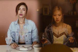 Lộ diện chị em song sinh của Rosé (BlackPink): Quay chung MV mà sao kinh phí lệch nhau thế?