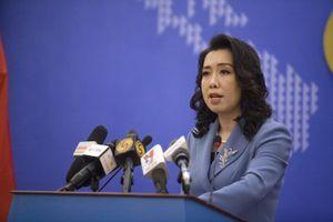 Việt Nam mong muốn Myanmar sớm ổn định
