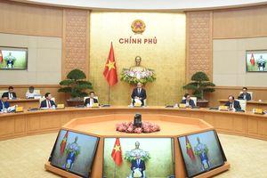 Thủ tướng: 'Chính phủ điện tử là điểm sáng nổi bật trong nhiệm kỳ'