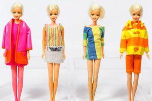 Búp bê Barbie: Biểu tượng thời trang phái đẹp nhiều thập kỷ