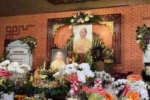 TP.HCM: Lễ tưởng niệm Hòa thượng khai sơn tu viện Huệ Quang