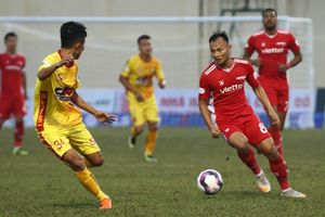CLB Viettel đá AFC Champions League ở Thái Lan