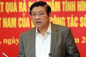 Ban Nội chính Trung ương giới thiệu Ủy viên Bộ Chính trị Phan Đình Trạc ứng cử ĐBQH