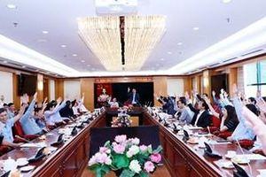 Giới thiệu đồng chí Phan Đình Trạc ứng cử đại biểu Quốc hội khóa XV