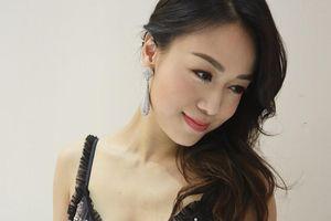 Á hậu Hong Kong Hoàng Tâm Dĩnh ở lại TVB