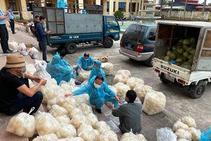 Gỡ bỏ phong tỏa 2.668 hộ dân huyện Kim Thành
