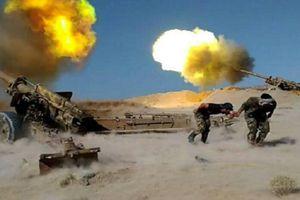 Quân đội Syria giao đấu ác liệt với khủng bố IS