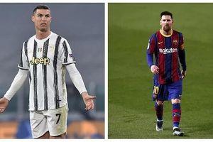 'Thua' Messi, PSG hướng mục tiêu sang Ronaldo