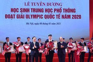 Những tài năng Việt Nam tiêu biểu 'không đợi tuổi'