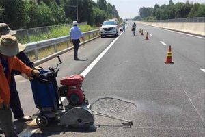 Bộ Công an yêu cầu giám định chi phí sửa cao tốc Đà Nẵng - Quảng Ngãi