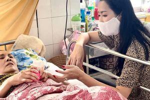 Trịnh Kim Chi tố có kẻ muốn chiếm đoạt tiền ủng hộ nghệ sỹ Hoàng Lan