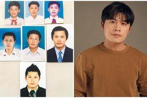 Choáng với loạt ảnh thẻ 'độc nhất vô nhị' cách đây chục năm của loạt sao Việt đình đám
