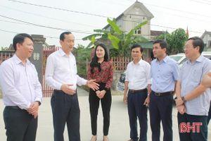 Can Lộc cần gần 750 tỷ đồng để xây dựng huyện nông thôn mới nâng cao