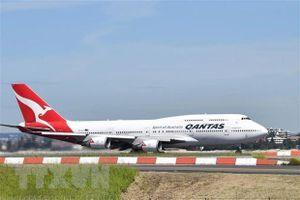 Hãng hàng không Qantas thử nghiệm 'hộ chiếu vaccine điện tử'