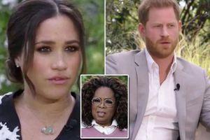 Nhân viên của Harry và Meghan phải ký 'thỏa thuận không tiết lộ' về cuộc phỏng vấn bom tấn với Oprah