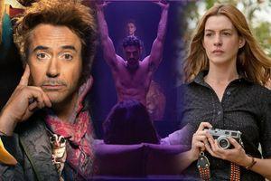 Đề cử Mâm Xôi Vàng 2021: Robert Downey Jr. và Anne Hathaway được 'vinh danh'