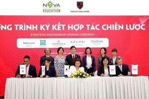 Nova Group ra mắt hệ thống Nova Education, riêng hệ cao đẳng sẽ tuyển sinh ngay từ năm nay