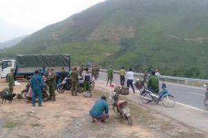 Đà Nẵng: Huy động quân đội đánh sập 29 hầm khai thác vàng trái phép