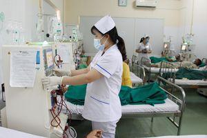 Lọc thận ở trung tâm y tế huyện