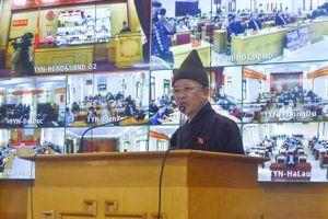 Quảng Ninh: Thượng tọa Thích Thanh Quyết tiếp xúc cử tri