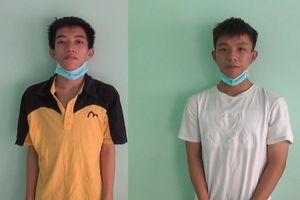 Hai anh em ruột đi cướp ngân hàng ở Hà Tiên: Người em đang học lớp 12