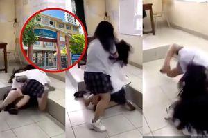 Liên tiếp 2 vụ nữ sinh THPT đánh nhau, dư luận bức xúc khi bạn bè xung quanh thờ ơ